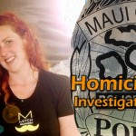 Charli Scott.  Homicide investigation underway. Graphics by Wendy Osher.