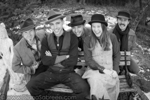 BrownChicken BrownCow String Band. Courtesy image