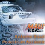 Pedestrian Suffers Life-Threatening Injuries on Kokomo Road