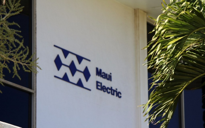 Maui Electric Company. Photo by Wendy Osher.