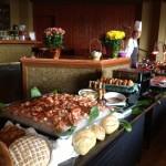The Hyatt Regency Maui's Easter Buffet Line. Courtesy image