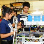 MEDB's grants are inspiring students through robotics, digital media, clean energy, agriculture, hydroponics, engineering and other STEM-related programs. Photo courtesy MEDB.