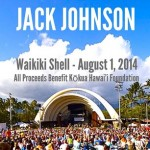 Jack Johnson Announces Waikiki Concert