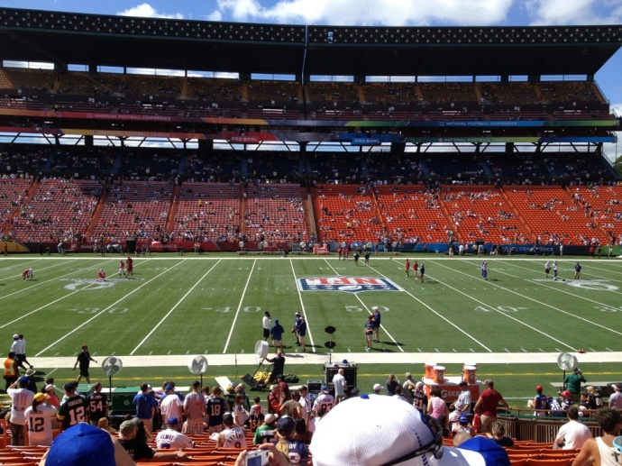 Maui Now : New Law to Breathe New Life into Aloha Stadium