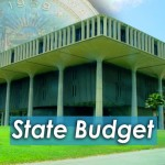 State Budget, Maui Now graphic.