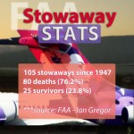 Stowaway statistics. Graphic by Wendy Osher/Maui Now.
