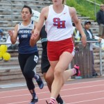 Spartan Girls Set Table for State Track Crown