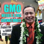 The SHAKA Movement's GMO Petition still needs 3,745 more signatures in the next 20 days in order to be included in the November ballot. Maui Now Graphic.
