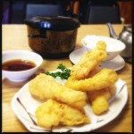 The Calamari Tempura. Photo by Vanessa Wolf