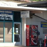 Servco Tires Maui. Photo by Wendy Osher.