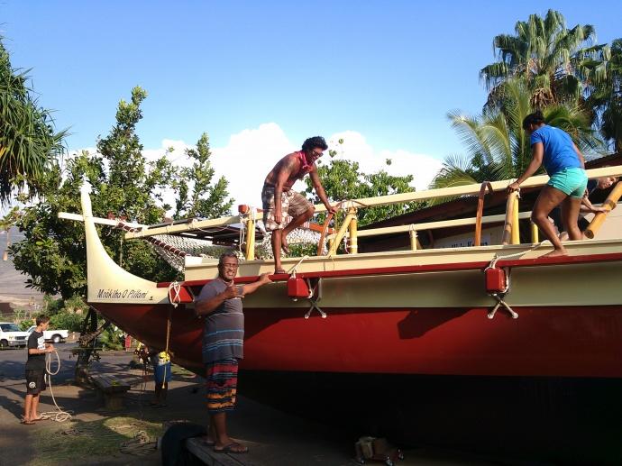 Moʻokiha o Piʻilani. Photo courtesy Jeff Balinbin.