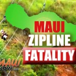 Fatal Maui Zipline incident. Maui Now graphic.