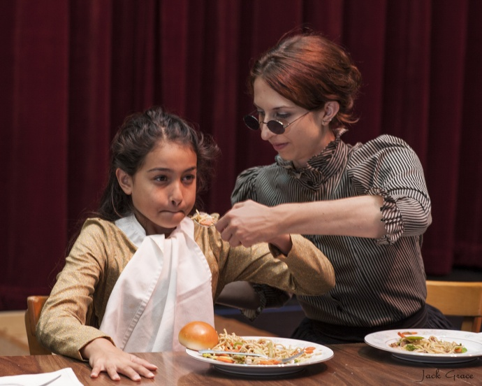 """The Miracle Worker"" by William Gibson, directed by Rick Scheideman. Performances are 7:30 p.m. Fridays and Saturdays and 3 p.m. Sundays, May 11 through 25 at the Historic Iao Theater."