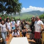 Moʻokiha o Piʻilani crew. Photo courtesy: Kamaʻemaʻe Smith.