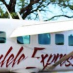 Mokulele Airlines, file photo by Wendy Osher.