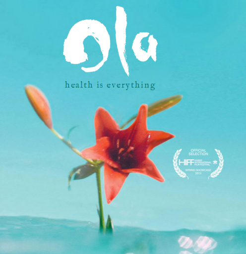 Ola-Health is Everything.