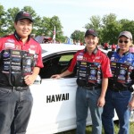 2014 Ford/AAA Student Auto Skills Competition, photo courtesy AAA Hawaiʻi.