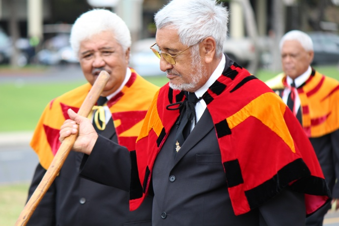 Kamehameha Day, June 11, 2014. File photo by Wendy Osher.