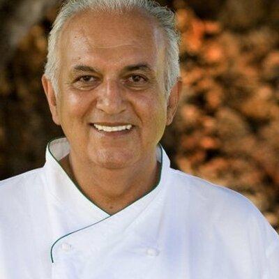 Chef Paris Nabavi. Courtesy image