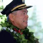 Maui Police Chief Gary Yabuta. Photo by Wendy Osher.