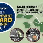 BRIEF: Maui Wins National Award for Civic Engagement