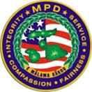 MPD seal. File photo.