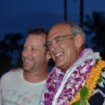 Shep Gordon was honored with the Maverick Award at the opening night of the Maui Film Festival. Photo by Ashley Takitani.