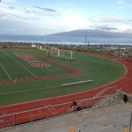 Lahainaluna Stadium Named in Honor of Major Donor