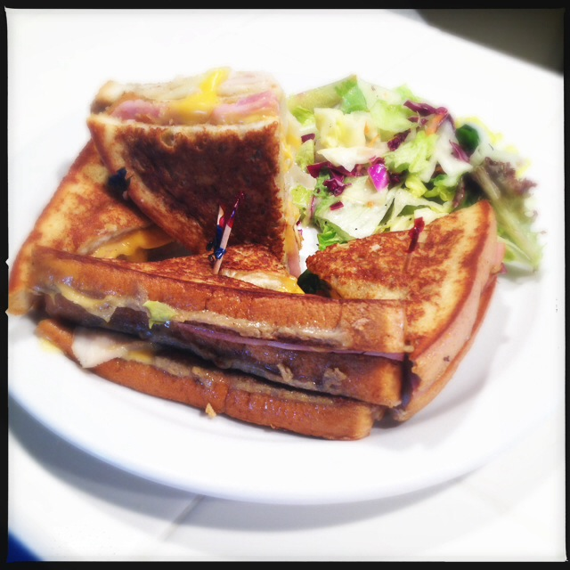 The Monte Cristo Sandwich could use a little tweaking. Photo by Vanessa Wolf