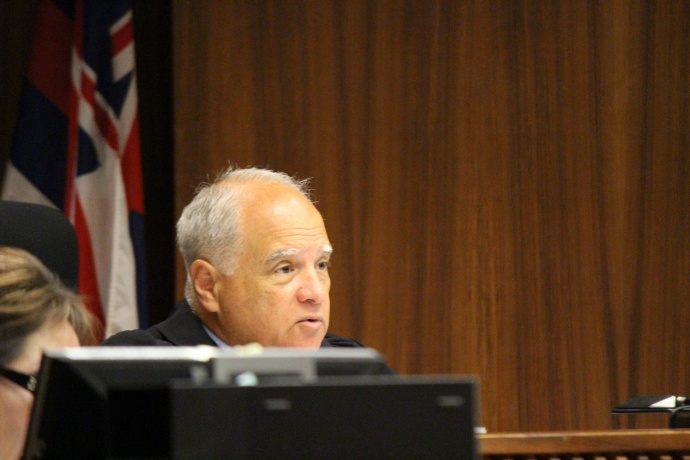 Judge Joseph Cardoza, July 15, 2014. Photo by Wendy Osher.