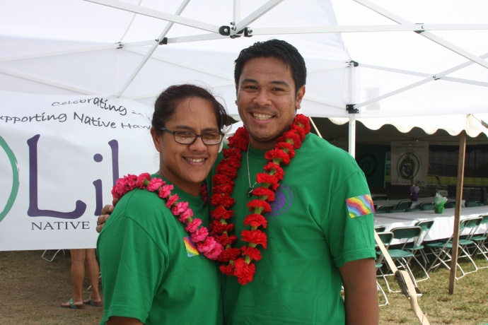 Liko Aʻe's 10th anniversary celebration held on the UHMC campus last Fall.