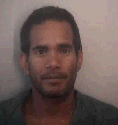 Junior Jorju. Photo courtesy Hawaii Dept. of Public Safety.
