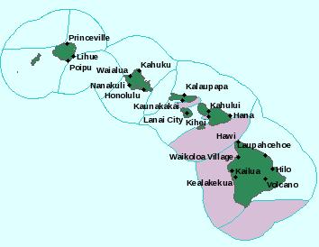 Flood Watch Maui. Image courtesy NWS/ NOAA.