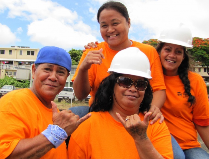 Habitat for Humanity Maui.