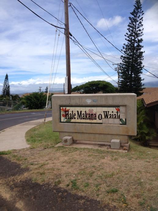 Low-income housing development Hale Makana O Waiale. File photo courtesy Linda Case.
