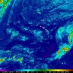 Satellite imagery courtesy NOAA/NWS.