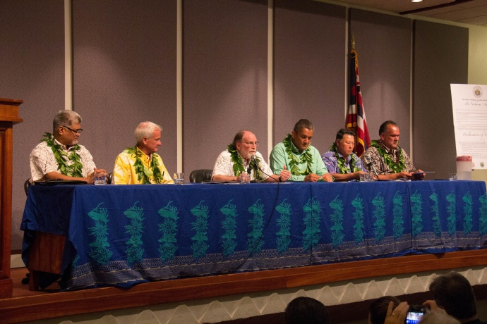 Aloha+ Challenge. Courtesy photo, Office of the Governor. .
