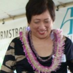 US Senator Colleen Hanabusa file photo by Wendy Osher.