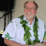 Governor Neil Abercrombie during a recent visit to Maui. Photo by Wendy Osher.