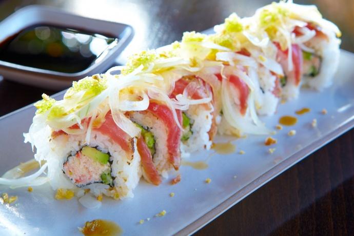 Japengo sushi. Courtesy image.