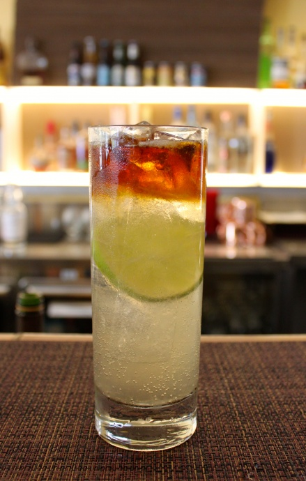 The Breaker of Chains cocktail. Courtesy image.