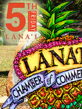 Lānaʻi Fifth Friday. Courtesy images. Maui Now montage.