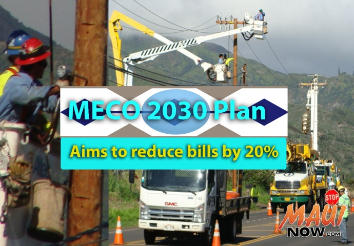 MECO 2030 plan. Graphic by Wendy Osher.