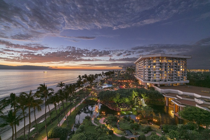 Hyatt Regency Maui Resort and Spa. Photo courtesy Hyatt.