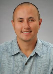 Brandon Higashi. Photo courtesy Central Pacific Bank.