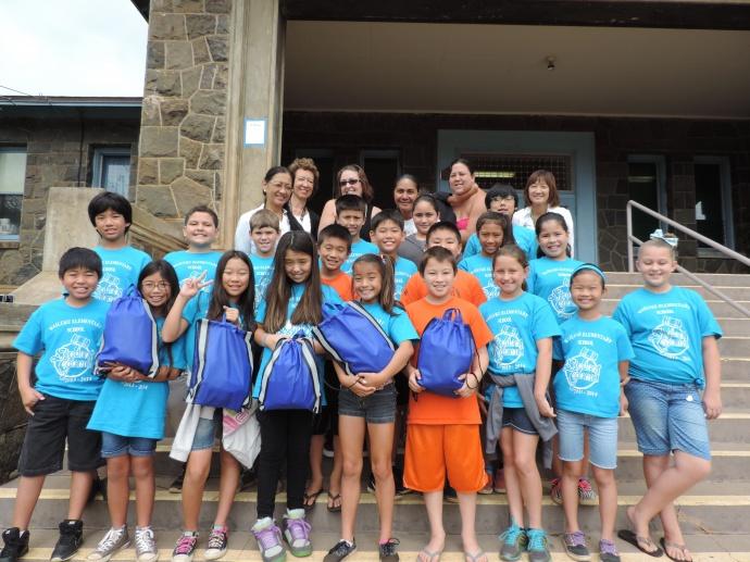 Aloha Backpack Buddies Keiki. Courtesy image