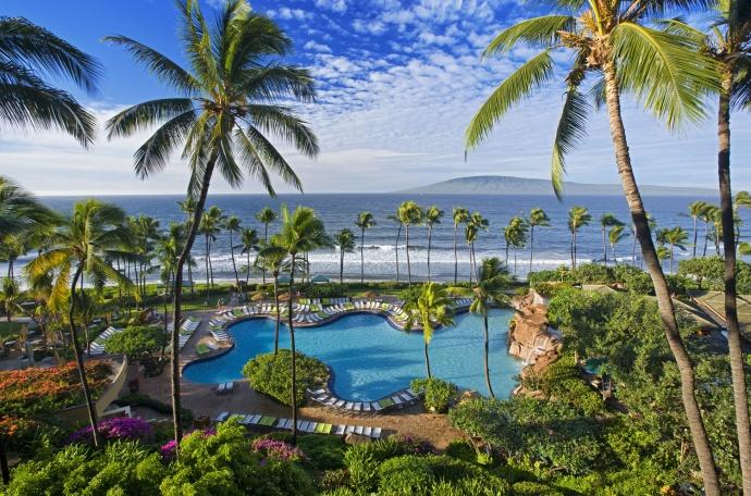 Hyatt Regency Maui Resort and Spa. Photo courtesy Hyatt.