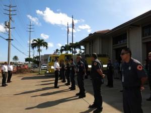 Photo courtesy: Kimberley K. Mullen, Maui Fire Department.