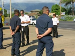 Kimberley K. Mullen Maui Fire Department