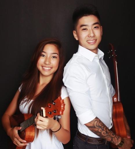 KoAloha Artist Partners:  Maia Mayeshiro & Tj Mayeshiro. Courtesy photo.